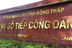 Đồng Tháp: Tăng cường công tác tiếp công dân dịp lễ, Tết Nguyên đán