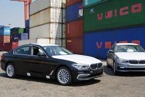 BMW 5-Series vừa về Việt Nam có gì đáng chú ý?