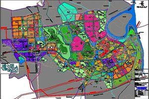 Quy hoạch Trung tâm hành chính - chính trị mới cho huyện Chương Mỹ, Hà Nội