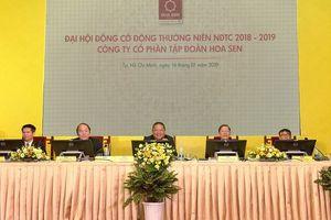 Lên núi tĩnh tâm nhưng Chủ tịch Lê Phước Vũ vẫn dự đủ 101 cuộc họp HĐQT HSG năm 2018