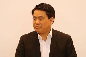 Chủ tịch Nguyễn Đức Chung: Năm 2020 Hà Nội chắc chắn thiếu điện