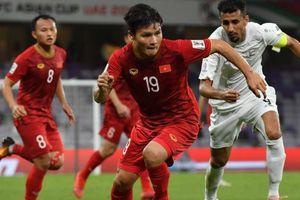 Tuyển Việt Nam nín thở chờ tin vui trong đêm nay để đấu Jordan