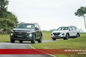 Khám phá 'tất tần tật' về Hyundai SantaFe thế hệ hoàn toàn mới vừa ra mắt thị trường Việt