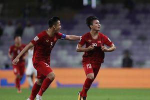 HLV Park Hang Seo: 'Việt Nam vào vòng 1/8 là điều kỳ diệu'