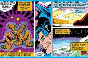Comics Trivia: Chứng kiến quái vật xúc tu 'xếp hình', Superman và Batman phát khóc