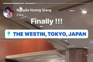 Hé lộ list câu hỏi phỏng vấn Hương Giang tại Miss International Queen Japan 2019