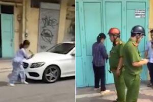 Người phụ nữ cầm búa đập xe Mercedes-Benz gây 'bão' lên tiếng
