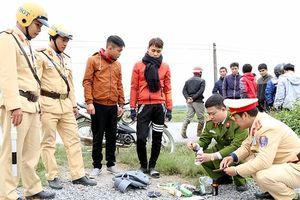 Hà Nam: Công an huyện Bình Lục liên tiếp bắt các đối tượng phạm tội