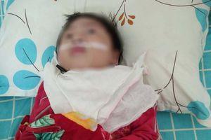 Nhân viên y tế làm tuột canuyn khiến bé 6 tuổi bị teo não, không nhận thức được?