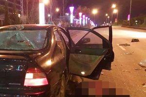 Lai Châu: Va chạm giao thông, một người bị ô tô kéo theo, tử vong tại chỗ