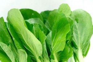 Những loại rau củ giàu canxi tốt cho cơ thể