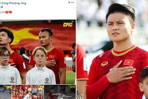 Các cầu thủ Việt Nam ăn mừng trên mạng xã hội như thế nào sau trận thắng Yemen 2-0?