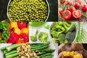 Những loại rau tốt cho bà bầu và cách thêm rau vào chế độ ăn