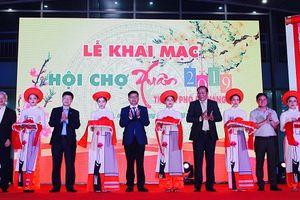 Đà Nẵng: Khai mạc Hội chợ xuân 2019
