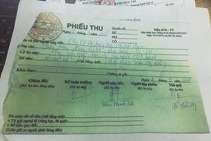 Hà Nội: Lãnh đạo xã bị 'tố' trục lợi tiền nộp quỹ đền ơn đáp nghĩa