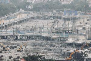 Cận cảnh dự án Lotte Mall Hanoi 600 triệu USD đang được triển khai rầm rộ