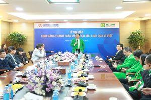 Mai Linh hợp tác với LienVietPostBank cung cấp dịch vụ 'Đi taxi - Chi Ví Việt'