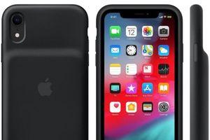 Apple ra mắt ốp lưng kèm pin cho iPhone XR, XS và XS Max