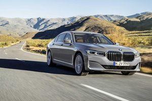 BMW 7 Series 2020 ra mắt, thiết kế thể thao hơn đi kèm phiên bản hybrid