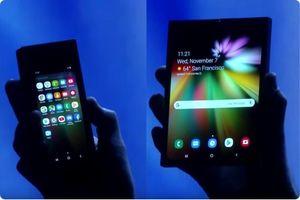 Điện thoại màn hình gập của Samsung sẽ được phát hành rộng rãi hơn dự kiến