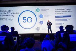 Thử nghiệm mạng 5G tại Hà Nội trong năm 2019