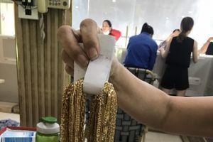 Công an Quảng Nam tìm chủ nhân 230 lượng vàng