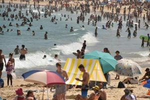 Australia đang phải trải qua đợt nắng nóng kỷ lục