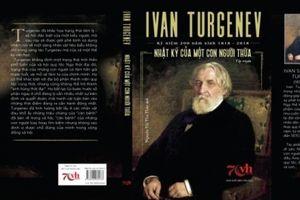 Xuất bản cuốn sách kỉ niệm 200 ngày sinh nhà văn Ivan Turgenev
