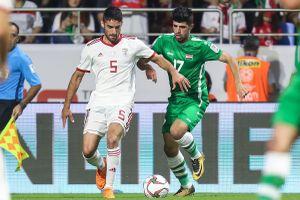 Hòa không bàn thắng với ĐT Iraq, ĐT Iran đứng đầu bảng D
