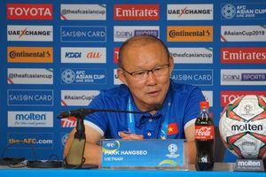 HLV Park Hang Seo: 'Quang Hải đã không làm tôi thất vọng'