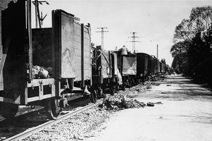 Hành trình những người Do Thái được giải cứu trên 'chuyến tàu tử thần'