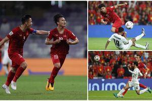 Chấm điểm Việt Nam 2-0 Yemen: Ngả mũ trước 'Song Hải'