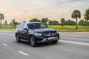 Mercedes- Benz GLC - Xe sang hút khách hàng Việt