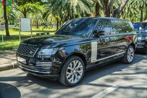 Ngắm Range Rover Autobiography LWB giá hơn chục tỷ của Minh Nhựa