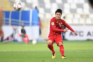 Thể thao 24h: Sút phạt ấn tượng, Quang Hải được ví như Messi