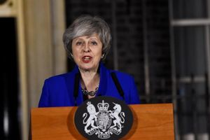 Phát biểu đầu tiên của Thủ tướng May sau khi vượt qua bỏ phiếu bất tín nhiệm