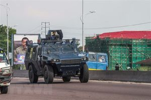 Liên hợp quốc: 890 người thiệt mạng trong vụ thảm sát ở CHDC Congo