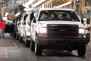 Volkswagen và Ford thiết lập liên minh sản xuất ô tô toàn cầu