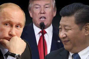 Tưởng Nga, Trung 'vượt mặt', Mỹ lật ngược tình thế với vũ khí siêu thanh đáng gờm nhất?