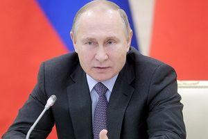 Ông Putin: Nga luôn sẵn sàng đối thoại nghiêm túc với Mỹ về Hiệp ước INF