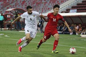 ĐT Jordan từng bị chỉ trích vì coi thường Việt Nam tại Asian Cup