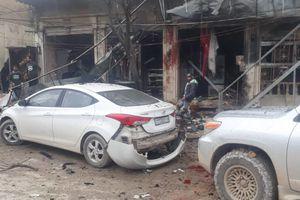 Sau vụ tấn công tại Syria, Mỹ cam kết đánh bại IS