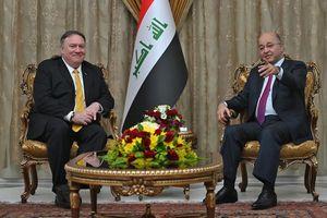 Ngoại trưởng Mỹ và chuyến công du Trung Đông thất bại
