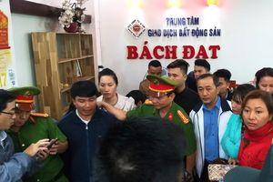Hàng trăm người vây trụ sở công ty ở Đà Nẵng đòi sổ đỏ