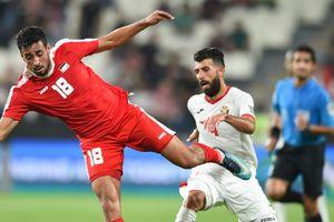 Cầu thủ Jordan: 'Chúng tôi không ngán bất cứ đội nào tại Asian Cup'
