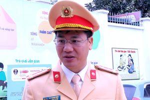 Phó cục trưởng CSGT: 'Đừng vì nhanh một phút mà ảnh hưởng người khác'