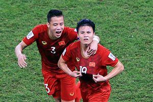 Đội tuyển Việt Nam chưa từng thua Jordan trong quá khứ