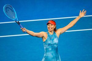 Sharapova biến Wozniacki thành cựu vương Australian Open