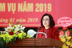 Đảng ủy Khối các cơ quan TP Hà Nội phải đi đầu trong thực hiện chủ đề năm công tác của thành phố