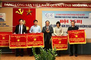 Phó Chủ tịch UBND TP Nguyễn Thế Hùng yêu cầu Tổng công ty UDIC tập trung tái cơ cấu sản xuất